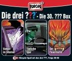 3er Box / Die drei Fragezeichen Bd.88-90 (3 Audio-CDs)