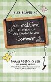 Hör mal, Oma! Ich erzähle Dir eine Geschichte vom Sommer (eBook, ePUB)