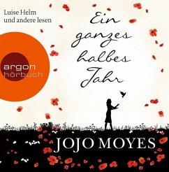 Ein ganzes halbes Jahr / Lou Bd.1 (Audio-CD) - Moyes, Jojo