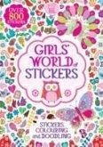 The Girls' World of Stickers