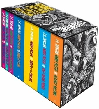 Harry Potter Complete Paperback Boxed Set - Rowling, Joanne K.