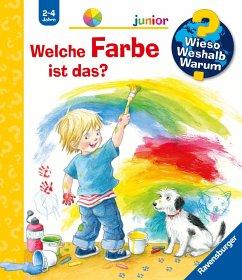 Welche Farbe ist das? / Wieso? Weshalb? Warum? Junior Bd.13 - Rübel, Doris