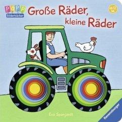 Große Räder, kleine Räder - Prusse, Daniela