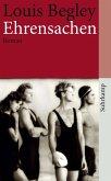 Ehrensachen (eBook, ePUB)
