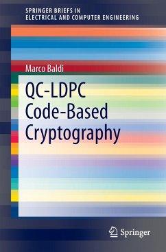 QC-LDPC Code-Based Cryptography - Baldi, Marco