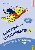 Aufsteigen in Mathematik 6 Zentralmatura