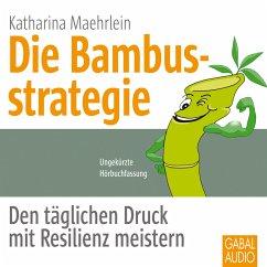 Die Bambusstrategie (MP3-Download) - Maehrlein, Katharina