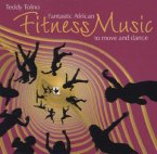 Fantastic African Fitness Music, 1 Audio-CD
