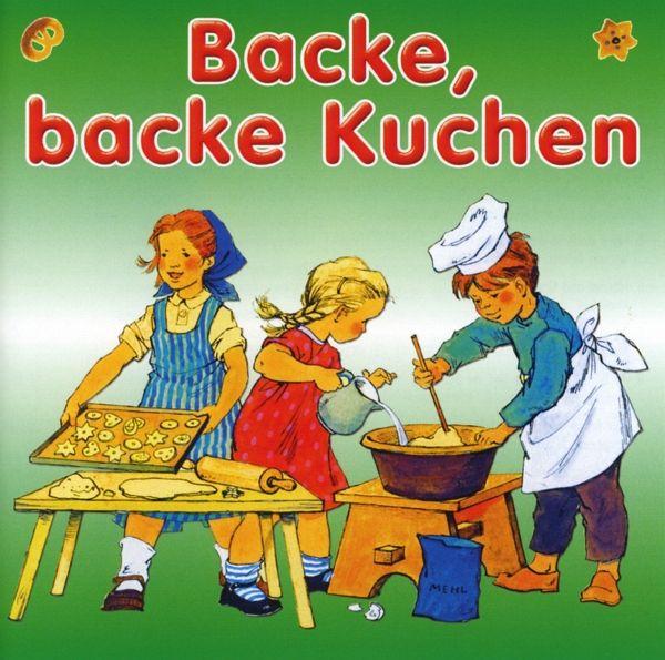 Backe Backe Kuchen Spiel