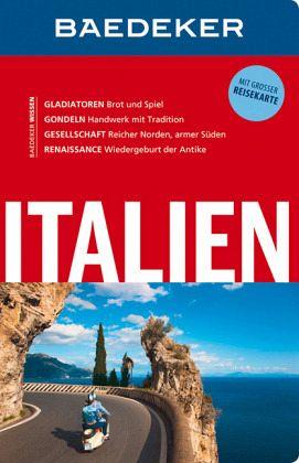 Baedeker Reiseführer Italien - Abend, Bernhard; Schliebitz, Anja