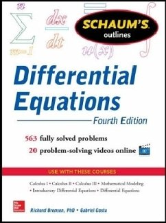 Schaum´s Outline of Differential Equations