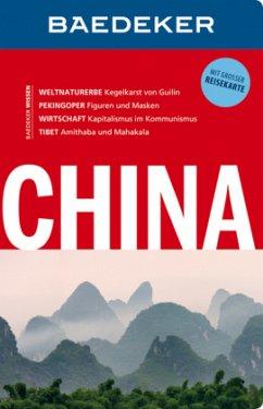 Baedeker China - Schütte, Hans Wilm