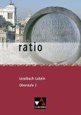 ratio Lesebuch Latein - Oberstufe 2