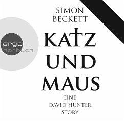 Katz und Maus (1 Audio-CD) - Beckett, Simon