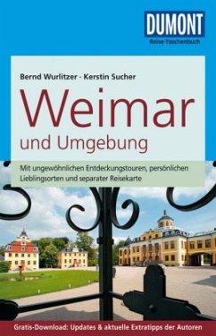 DuMont Reise-Taschenbuch Reiseführer Weimar und...