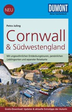 DuMont Reise-Taschenbuch Reiseführer Cornwall & Südwestengland - Juling, Petra