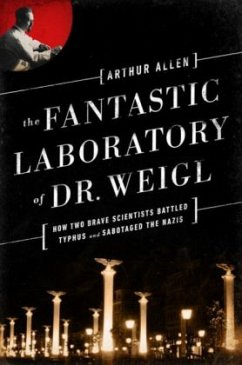 The Fantastic Laboratory of Dr. Weigl - Allen, Arthur