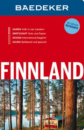 baedeker reisef hrer finnland von christian nowak buch. Black Bedroom Furniture Sets. Home Design Ideas