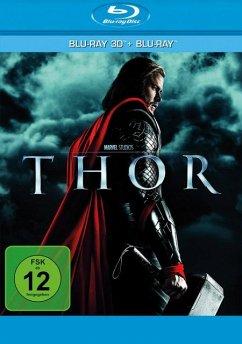 Thor (Blu-ray 3D, + Blu-ray 2D)
