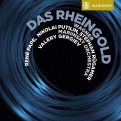 Das Rheingold - Pape/Putilin/Rügamer/Gergiev/Mariinsky Orchestra