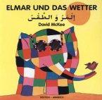 Elmar und das Wetter, deutsch-arabisch