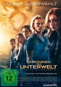 Chroniken der Unterwelt (DVD) - Keine Informationen