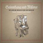 Saitenklang & Missetat, 1 Audio-CD