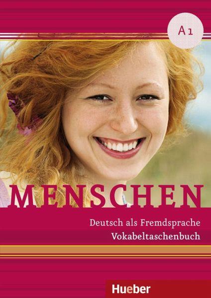 Menschen A1. Vokabeltaschenbuch von Daniela Niebisch ...