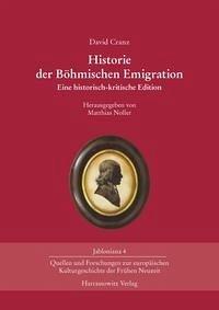 Historie der Böhmischen Emigration