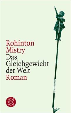 Das Gleichgewicht der Welt (eBook, ePUB) - Mistry, Rohinton