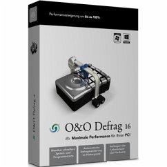 Defrag 16 Professional Edition 1 PC (Download für Windows)