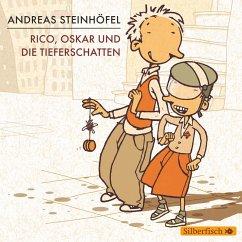 Rico, Oskar und die Tieferschatten / Rico & Oskar Bd.1 (MP3-Download) - Steinhöfel, Andreas