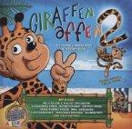 Giraffenaffen 2, 1 Audio-CD