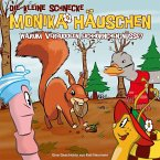 Warum verbuddeln Eichhörnchen Nüsse?, 1 Audio-CD / Die kleine Schnecke, Monika Häuschen, Audio-CDs Tl.34