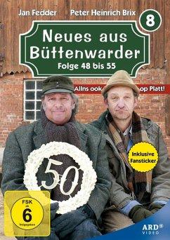 Neues aus Büttenwarder - Folge 48 bis 55 (2 Discs)