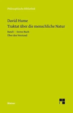 Ein Traktat über die menschliche Natur (eBook, PDF) - Hume, David