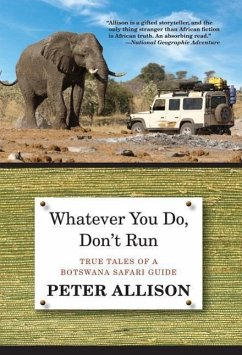 Whatever You Do, Don't Run - Allison, Peter