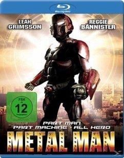 Metal Man (Blu-ray 3D)