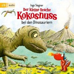 Der kleine Drache Kokosnuss bei den Dinosauriern / Die Abenteuer des kleinen Drachen Kokosnuss Bd.20 (MP3-Download) - Siegner, Ingo