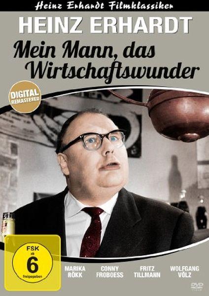 Heinz Erhardt Mein Mann Das Wirtschaftswunder Auf Dvd Portofrei Bei Bucher De
