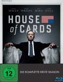 House of Cards - Die komplette erste Season Bluray Box