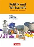 Politik und Wirtschaft 07 Europa. Schülerbuch