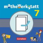 mathewerkstatt 7. Schuljahr. Schülerbuch mit Materialblock. Mittlerer Schulabschluss