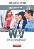 W plus V Höhere Berufsfachschule - Informationswirtschaft Band 1 Nordrhein-Westfalen. Arbeitsbuch