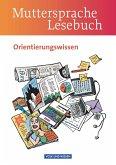 Muttersprache 5.-10. Schuljahr Orientierungswissen. Schülerbuch. Östliche Bundesländer und Berlin
