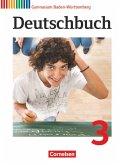 Deutschbuch 03: 7. Schuljahr. Schülerbuch Gymnasium Baden-Württemberg