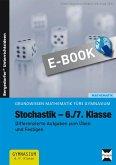 Stochastik - 6./7. Klasse (eBook, PDF)