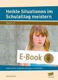 Heikle Situationen im Schulalltag meistern (eBook, ePUB)