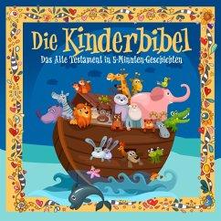 Die Kinderbibel, 1 Audio-CD - Langen, Annette