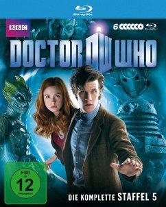 Doctor Who - Die komplette Staffel 5 BLU-RAY Box